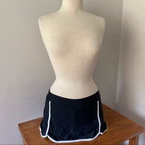 *2/15* Free Country Swim Suit Skirt Skort Small